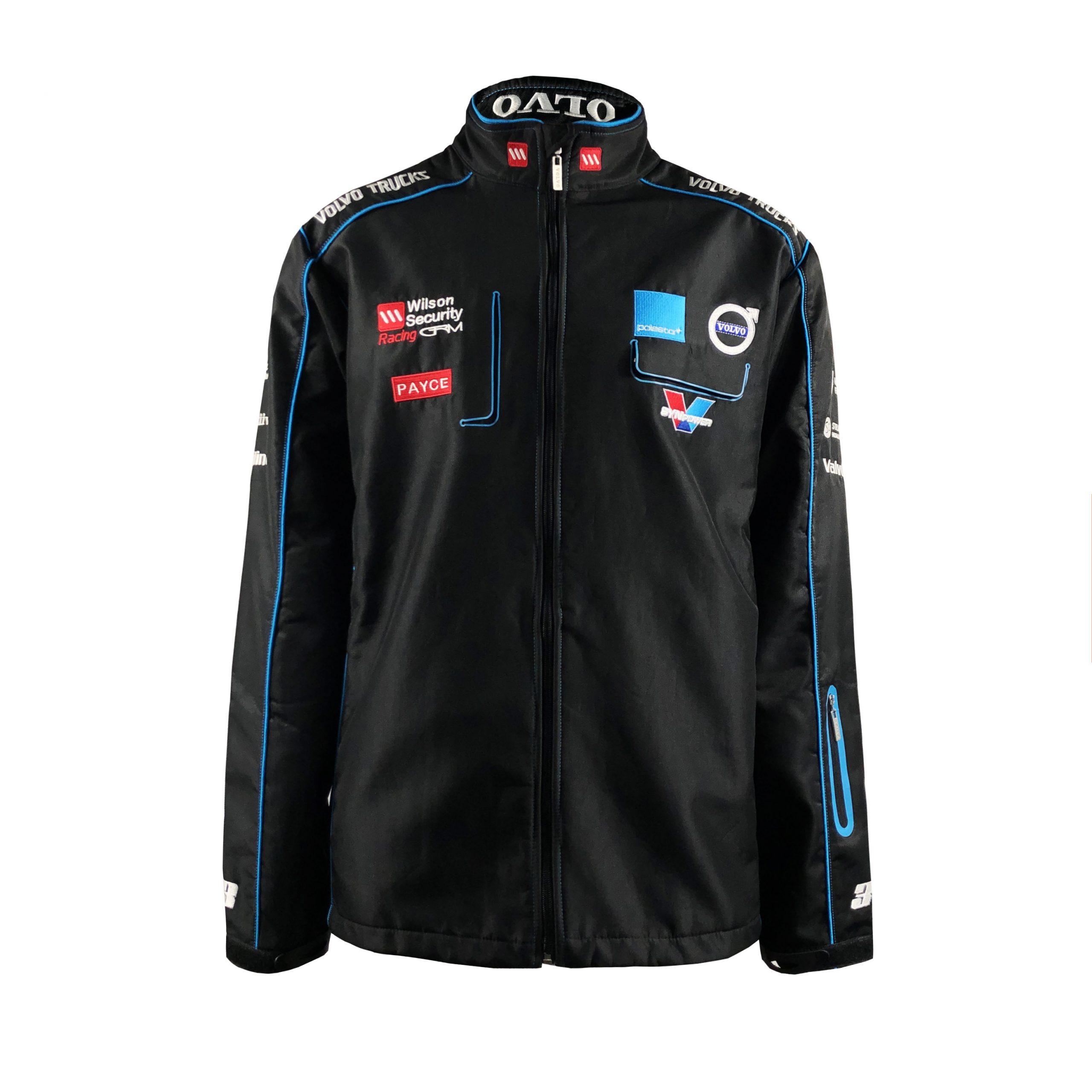 Racing Club Clothing Staff Wear Events Jacket ...